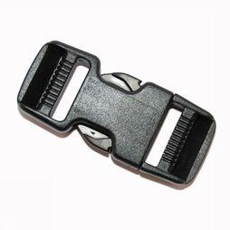 Alldek Side Release Dual 38mm Buckle -