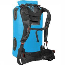 Sea To Summit Hydraulic Bag Rugzak 90L Blauw