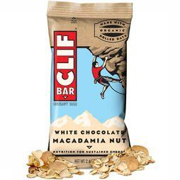 Clif Bar White Chocolate Macadamia Nut Energiereep Geen kleur