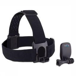 GoPro Video Head Strap + Quickclip Geen kleur