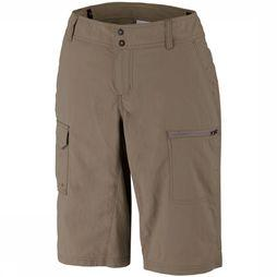 Columbia Short Silver Ridge Cargo Short 10 Inch Taupe