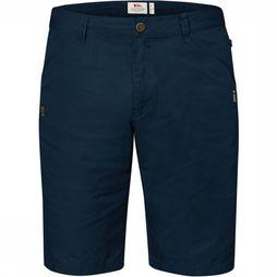 Fjällräven High Coast Shorts Marineblauw