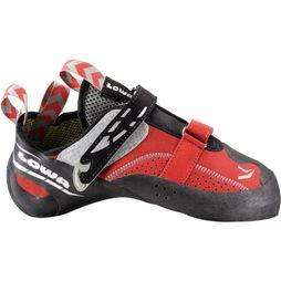 Red Eagle Velcro Klimschoen