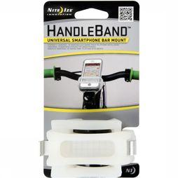 Nite Ize Handle Band Stanghouder Wit