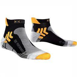 X-Socks Run Performance Sok Zwart