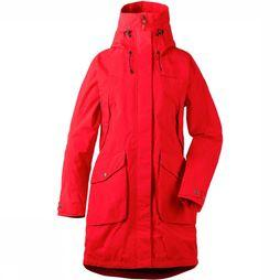 Didriksons 1913 Thelma Parka Dames Rood