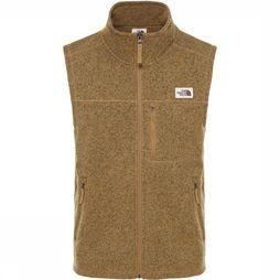 The North Face Gordon Lyons Vest Kameelbruin