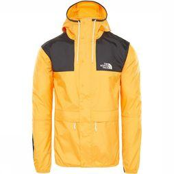 The North Face 1985 Seasonal Mountain Jas Oranje