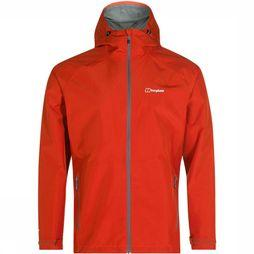 Berghaus Paclite 2.0 Jas Middenrood/Lichtrood