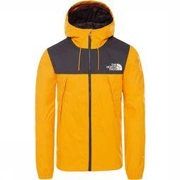 The North Face 1990 Mountain Q Jas Oranje
