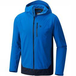 Mountain Hardwear Stretch Ozonic Jas Blauw/Middenblauw