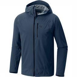 Mountain Hardwear Stretch Ozonic Jas Petrol