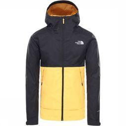 The North Face Millerton Jas Geel/Zwart