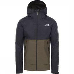 The North Face Millerton Jas Taupe/Zwart