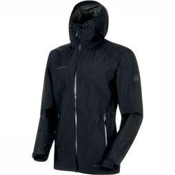 Mammut Convey Tour HS Hooded Jas Zwart