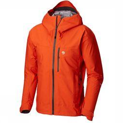 Mountain Hardwear Exposure/2 Gore-Tex Active Jas Oranje