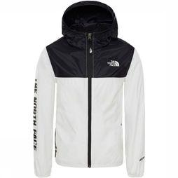 The North Face Reactor Wind Jas Junior Wit