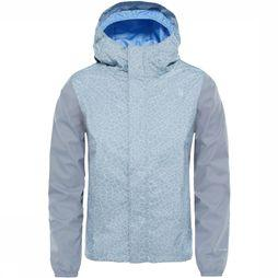 The North Face Resolve Reflective Jas Junior Middengrijs