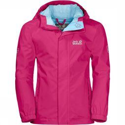 Jack Wolfskin Pine Creek Jas Junior Middenroze