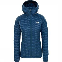 The North Face Thermoball Sport HD Jas Dames Indigoblauw