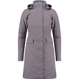 The North Face Suzanne Triclimate 3-in-1 Jas Dames Lichtgrijs