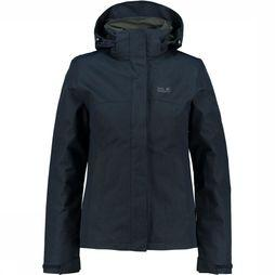Glencoe Sky 3-in-1 Jas Dames