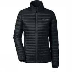 Vaude Kabru Light III Jas Dames Zwart