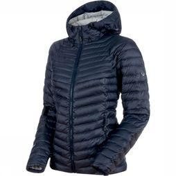 Mammut Convey In Jas Dames Marineblauw