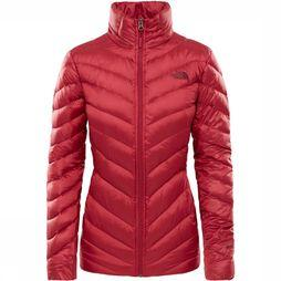 The North Face Trevail-Jas Dames Donkerrood