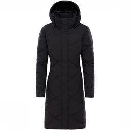 warme winterjas dames dons