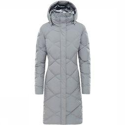 The North Face Miss Metro Parka II Dames Middengrijs