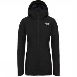 The North Face Hikesteller Gevoerde Parka Dames Zwart