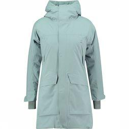 Houdini Fall In Parka Dames Blauw