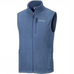 Columbia Fast Trek Fleece Bodywarmer Donkerblauw