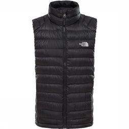 The North Face Trevail Bodywarmer Zwart/Donkergrijs