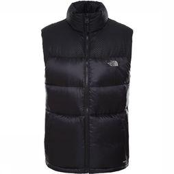 The North Face Nevero Bodywarmer Zwart/Donkergrijs