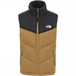 The North Face Saikuru Bodywarmer Kameelbruin