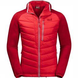 Jack Wolfskin Skyland Crossing Middenrood