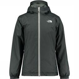 The North Face Quest Insulated Jas Zwart