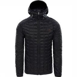 The North Face Thermoball Sport Hd Jas Zwart/Donkergrijs