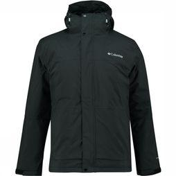 Columbia Horizon Explorer Insulated Jas Zwart
