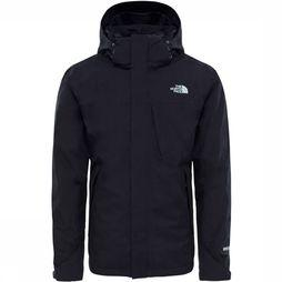 The North Face Mountain Light Triclimate 3-in-1 Jas Zwart