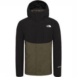 The North Face Mountain Light Triclimate Jas Taupe/Zwart