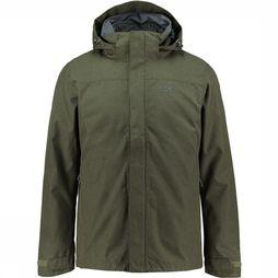 Glencoe Sky 3-in-1 Wooltec Zip-In Jas