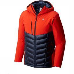 Mountain Hardwear Supercharger Insulated Jas Donkerrood