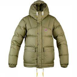 Fjällräven Expedition Down Lite Parka Donkergroen