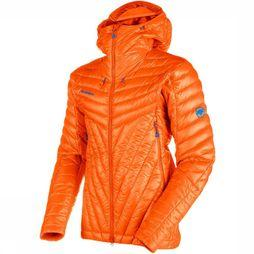 Mammut Eigerjoch Advanced In Hooded Jas Oranje