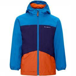 Vaude Escape 3in1 Jas Junior Donkerblauw