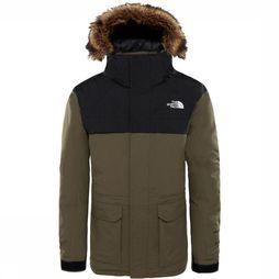 The North Face McMurdo Down Parka Junior Donkerkaki