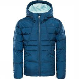 The North Face Moondoggy 2.0 Donsjas Junior Indigoblauw